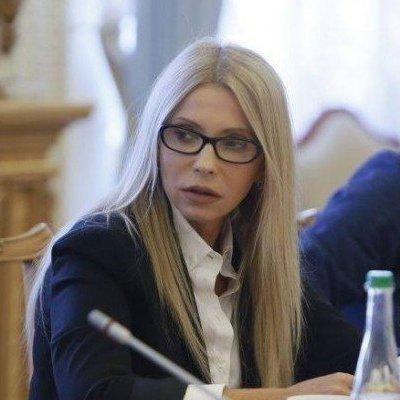 Пользователи сети смеются над «омоложением» Тимошенко