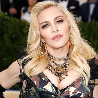Мадонна озадачила фанатов странным селфи (фото)