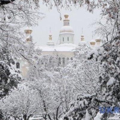 Синоптики прогнозируют на сегодня до 3 ° тепла и небольшой снег