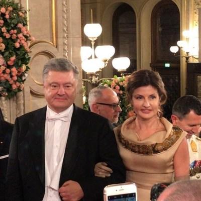 Порошенко в Вене: роскошь отеля, в каком жил президент (фото)