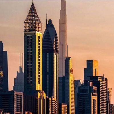 В Дубае открылся самый высокий отель мира