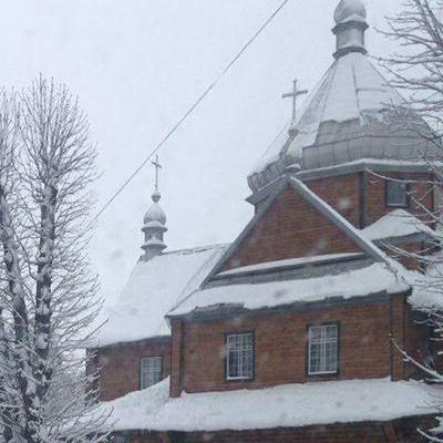 В Ивано-Франковской области остановили пьяного священника за рулем