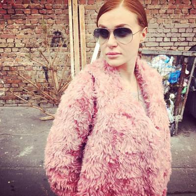 Дочь Славы Каминской растет настоящей модницей (фото)
