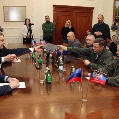 Россия проводит операцию зачистки ЛНР/ДНР