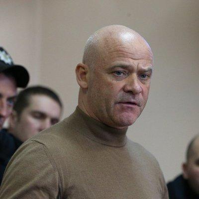 Мэра Одессы Труханова отпустили на поруки нардепа от БПП