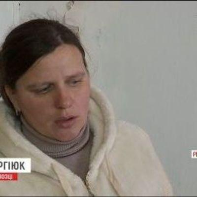 Ровном медики похитили у женщины ребенка