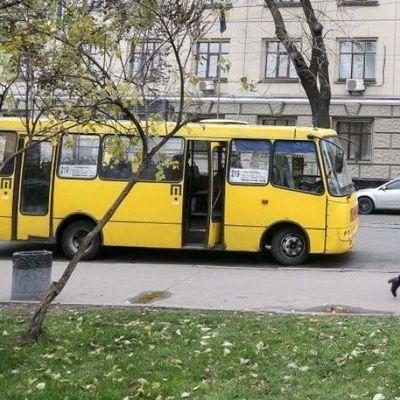 В Киеве обещают проверить маршрутчиков и коммунальный транспорт