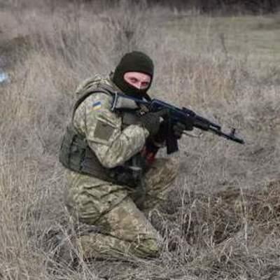 В зоне АТО исчез украинский военнослужащий
