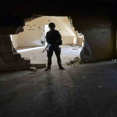 В результате огня агрессора погиб один украинский воин на Донбассе