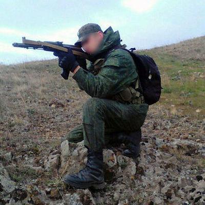 В Волновахе оператор-наводчик боевиков «ДНР» сдался украинским силовикам