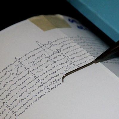 В Кривом Роге произошло землетрясение магнитудой 3,2