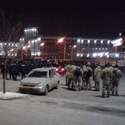 В Харькове подрались футбольные ультрас из Украины и Италии (видео)