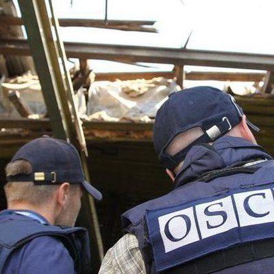 У Луганска большое скопление военной техники - ОБСЕ