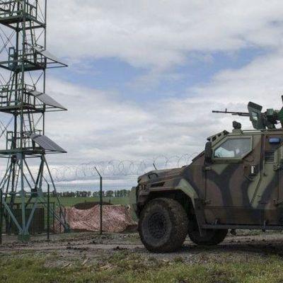 Во время учебных стрельб на Львовщине погиб пограничник