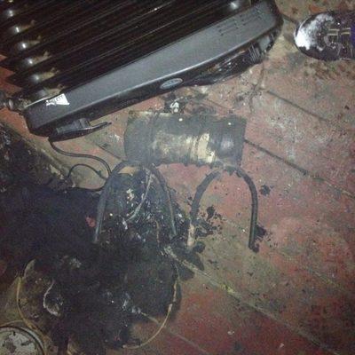Пытаясь согреться электрообогревателями, на Сумщине погиб 78-летний пенсионер