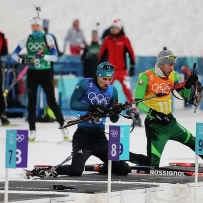 Украина попала в десятку сильнейших в эстафете Олимпиады-2018