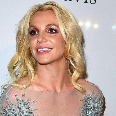 Бритни Спирс раскритиковали за слишком откровенное платье