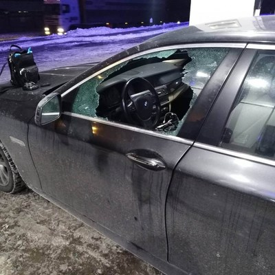 В Киеве воры на Porsche Cayenne украли у киевлянина 4 млн грн