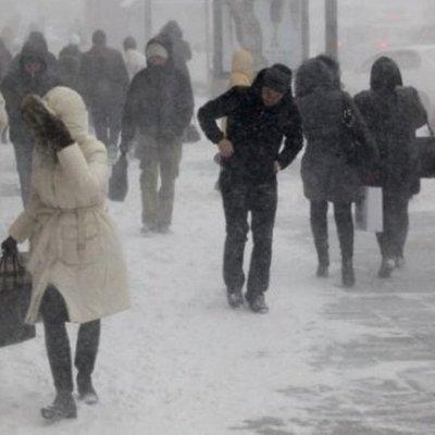 Сегодня всю Украину накроют снегопады, морозы до -17°