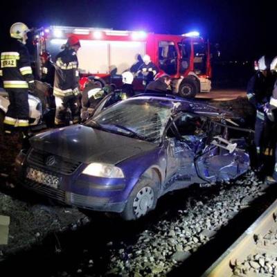 В Польше в результате ДТП погибли четверо украинцев