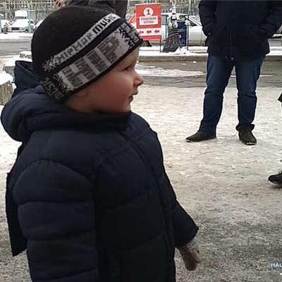 На Оболони потерялся 4-летний мальчик