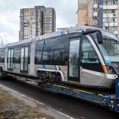 В Киеве трамваи могут запустить по железнодорожным путям