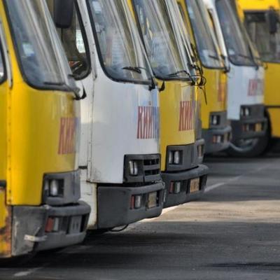 Киевские маршрутки проверили на безопасность