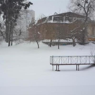 В Киеве из-за сложных погодных условий 2 и 3 марта отменили занятия в школах