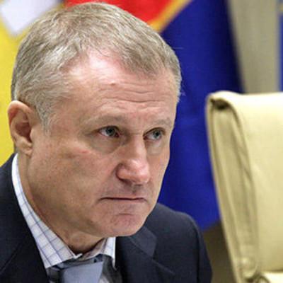 Григория Суркиса подозревают в растрате 2 млн. евро «платежей солидарности» УЕФА