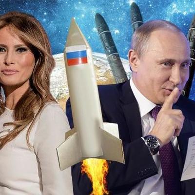 «Ненастоящее, как грудь Мелании»: американцы едко высмеяли новое оружие Путина