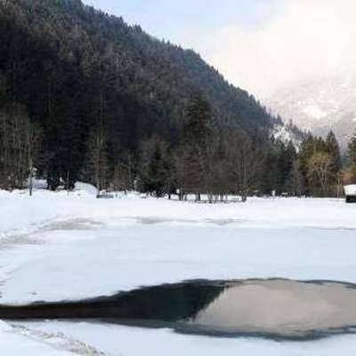 Четыре человека погибли от схода лавины в Альпах