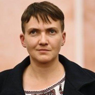 В Сети высмеяли формы Надежды Савченко