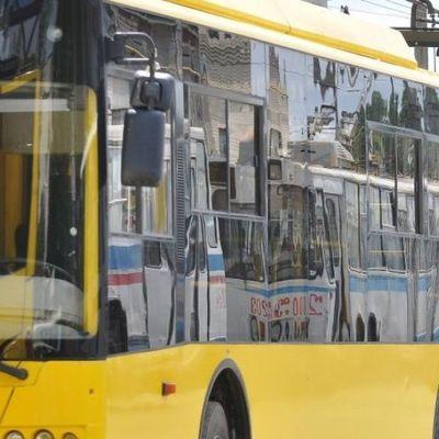 В Чернигове из-за удара током в троллейбусе ребенок попал в реанимацию