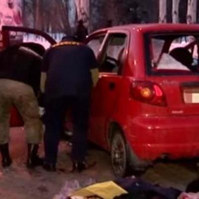 В центре оккупированного Донецка взорвался автомобиль