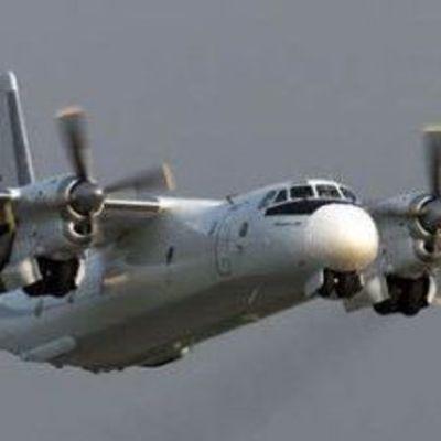 В Сирии разбился российский транспортный самолет