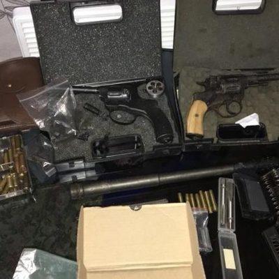 В Одессе задержали торговца оружием из зоны АТО (фото)