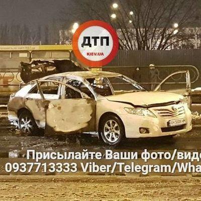 В Киеве полицейский бросил гранату в СБУшников, - СМИ