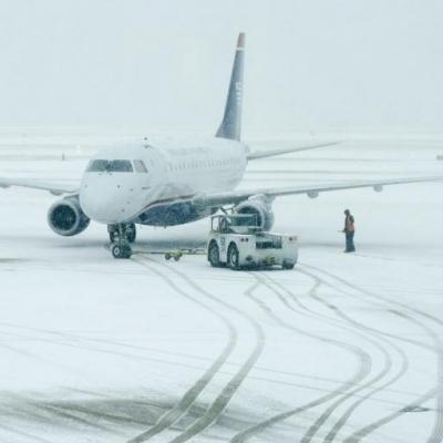 Одесский аэропорт отменил ряд рейсов из-за непогоды