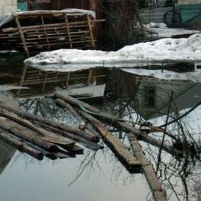 Киеву грозит наводнение