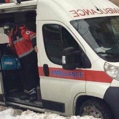 В Киеве на улице внезапно умерла женщина