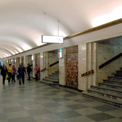 В Киеве в метро будут пускать бесплатно за стихи Шевченко