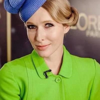Катя Осадчая очаровала стильным образом (фото)