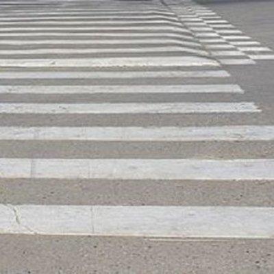 В Киеве автомобиль сбил женщину на пешеходном переходе
