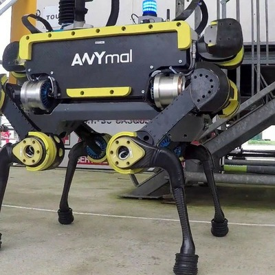 Четвероногого робота научили танцевать под Бейонсе