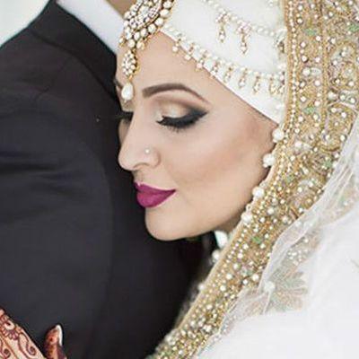 Самые красивые восточные невесты в хиджабах (фото)