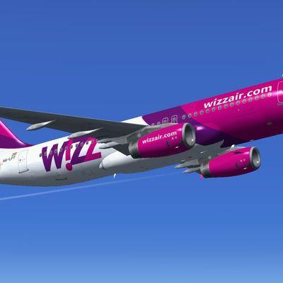 Авиакомпания Wizz Air откроет 70 новых маршрутов