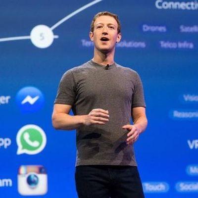 Цукерберг потерял 5 млрд из-за скандала с утечкой данных