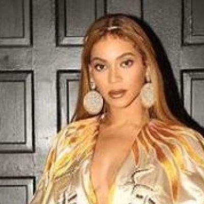 Бейонсе впечатлила формами в полупрозрачном платье