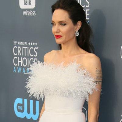 Анджелина Джоли рассказала о своих самых сексуальных качествах