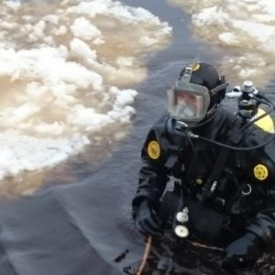 В Киеве из воды выловили труп мужчины